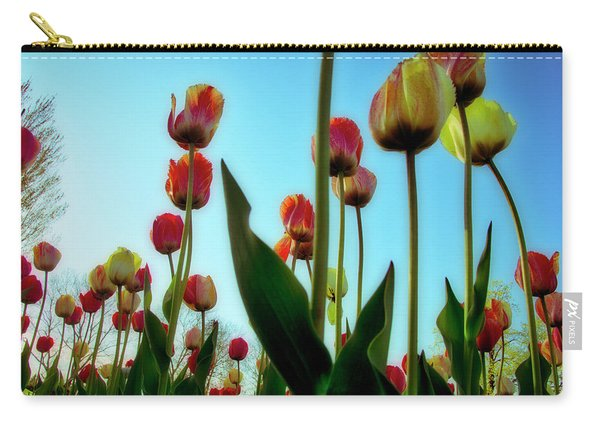 Tulip Holland Michigan 85 Carry-all Pouch