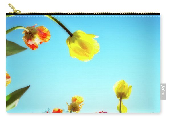 Tulips Holland Michigan 17 Carry-all Pouch