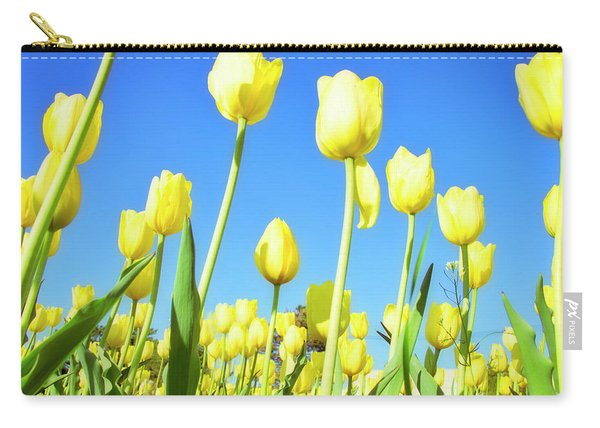 Tulips Holland Michigan 67 Carry-all Pouch
