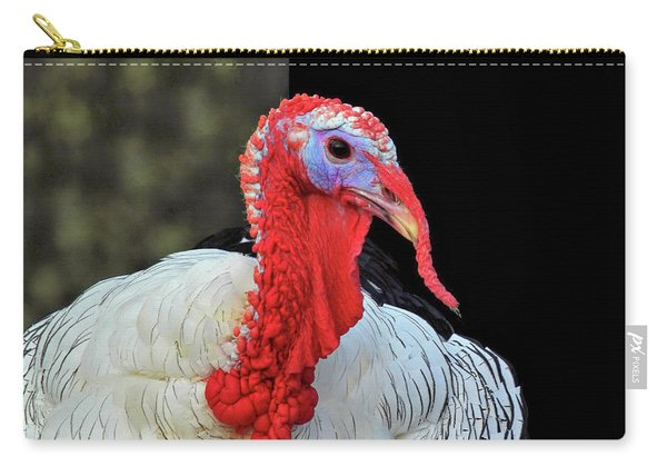 Turkey Tom Carry-all Pouch