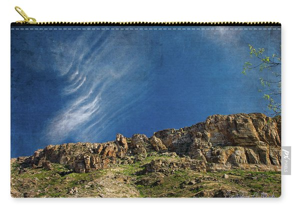 Tuscon Clouds Carry-all Pouch