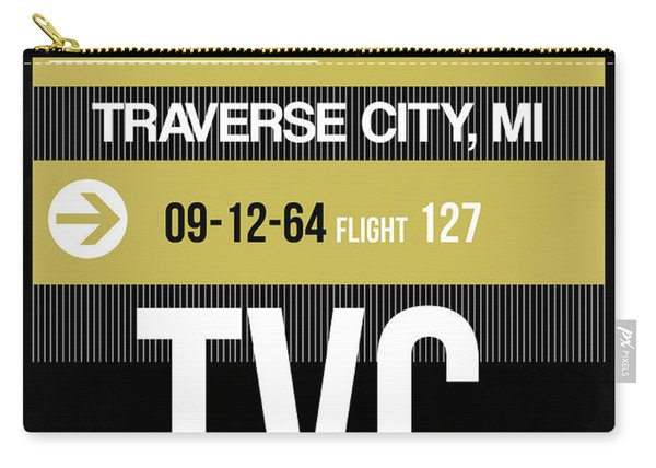 Tvc Traverse City Luggage Tag II Carry-all Pouch