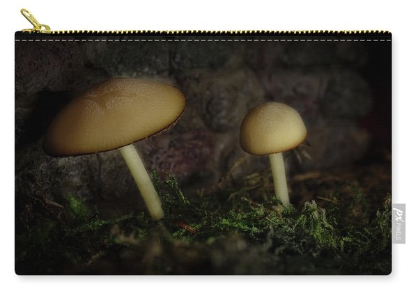 Twilight Toadstools Carry-all Pouch