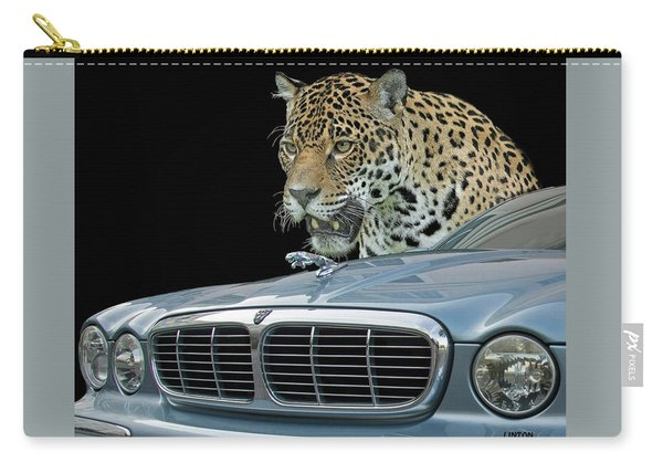 Two Jaguars 2 Carry-all Pouch