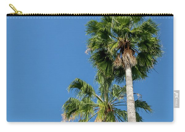 Two Palms Carry-all Pouch