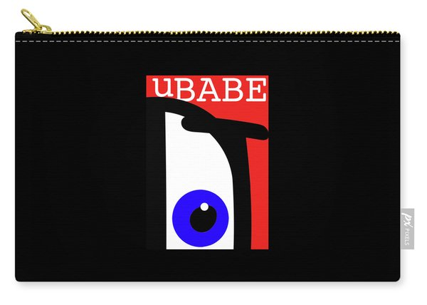 Ubabe French Carry-all Pouch