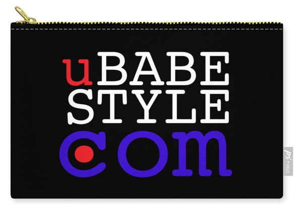 Ubabe Style Dot Com Carry-all Pouch