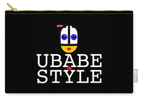 Ubabe Style Url Carry-all Pouch