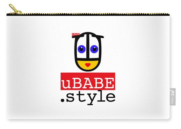 Ubabe T Shirt Carry-all Pouch