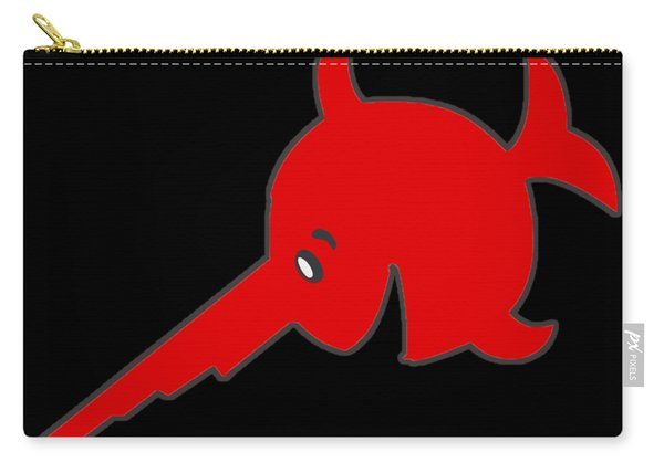 Uboat Swordfish Carry-all Pouch