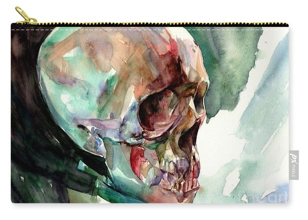 Unconfirmed Skull Carry-all Pouch