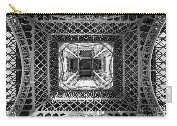 Under The Eiffel Tower Carry-all Pouch