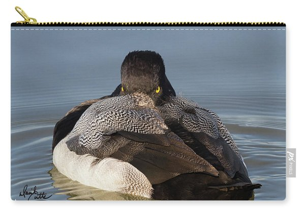 Undercover Stare Carry-all Pouch