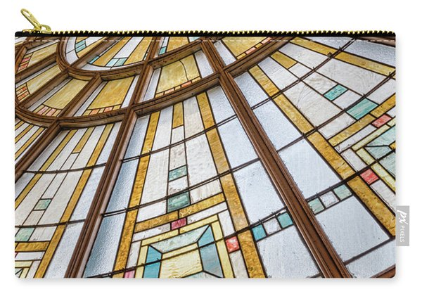 Union Station Glass - Indy #8 Carry-all Pouch
