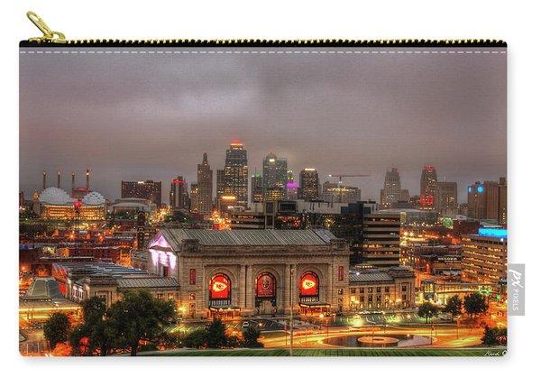 Union Station Sunrise 2 Kansas City Missouri Art  Carry-all Pouch