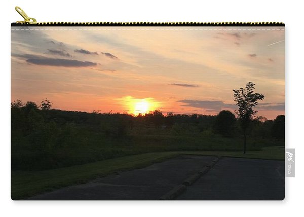 Union Sunset  Carry-all Pouch