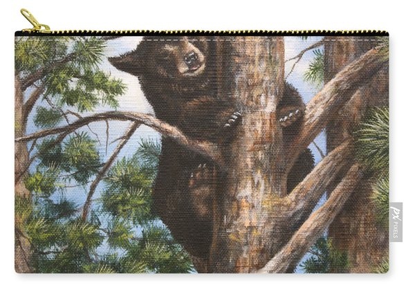 Up A Tree Carry-all Pouch
