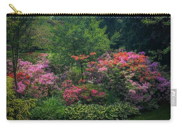 Urban Flower Garden Carry-all Pouch