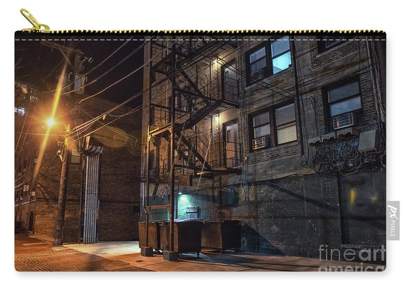 Urban Nights Carry-all Pouch