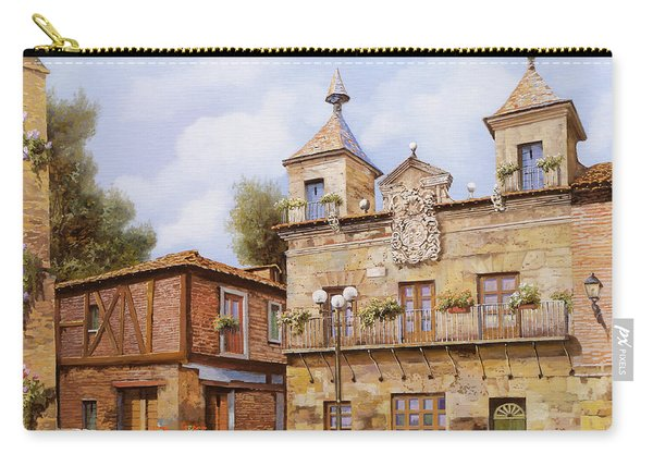Valderas-spain Carry-all Pouch