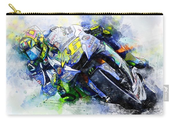 Valentino Rossi - 20 Carry-all Pouch