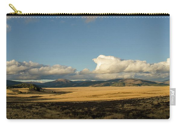 Valles Caldera National Preserve II Carry-all Pouch