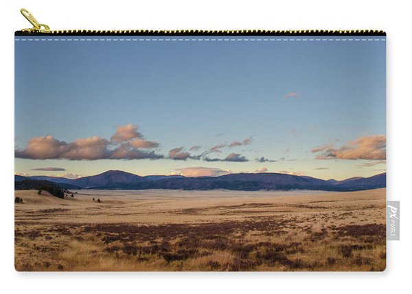 Valles Caldera National Preserve Carry-all Pouch