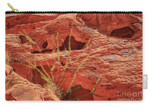 Valley Of Fire Nevada Carry-all Pouch