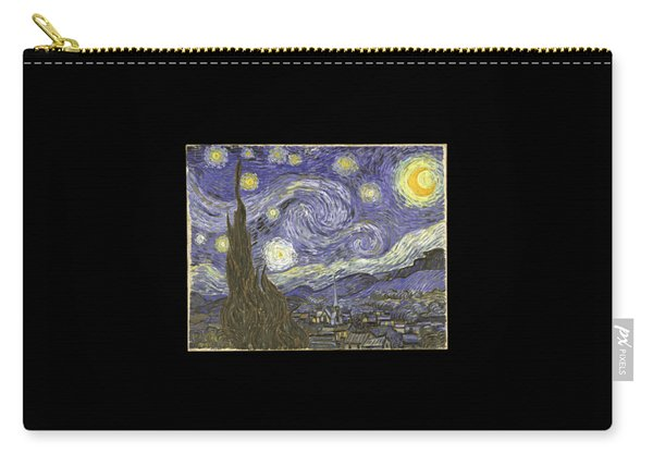 Van Goh Starry Night Carry-all Pouch