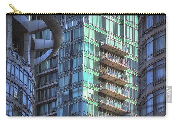 Vancouver Architecture No 2 Carry-all Pouch