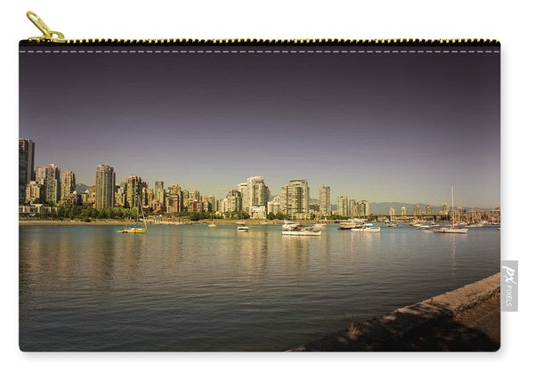Vancouver In Magical Hours Carry-all Pouch