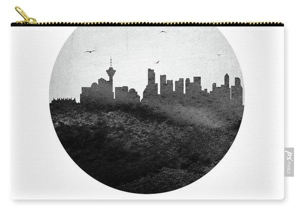 Vancouver Skyline Cabcva04 Carry-all Pouch