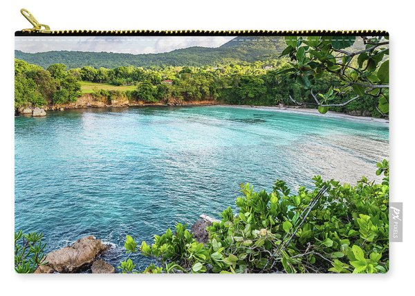 Vantage Views In Portland Jamaica Carry-all Pouch