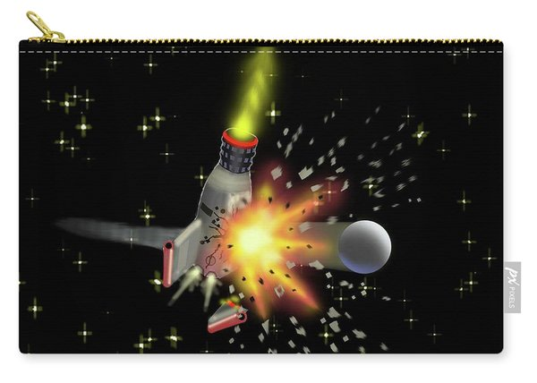 Varna Attacks Carry-all Pouch