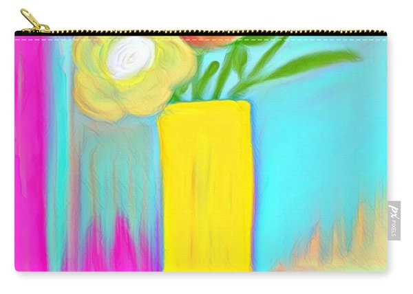Vase Of Life Carry-all Pouch