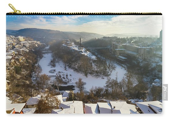 Veliko Turnovo City Carry-all Pouch