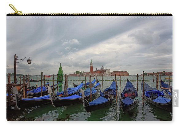 Venice Gondola's Grand Canal Carry-all Pouch