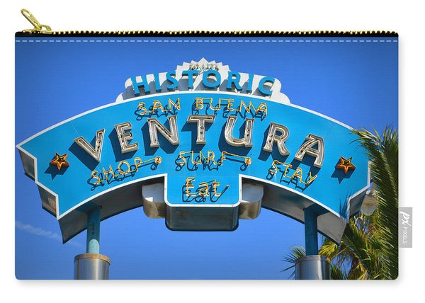 Ventura Sign Carry-all Pouch