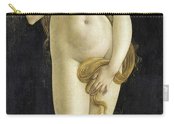 Venus, 15th Century Carry-all Pouch