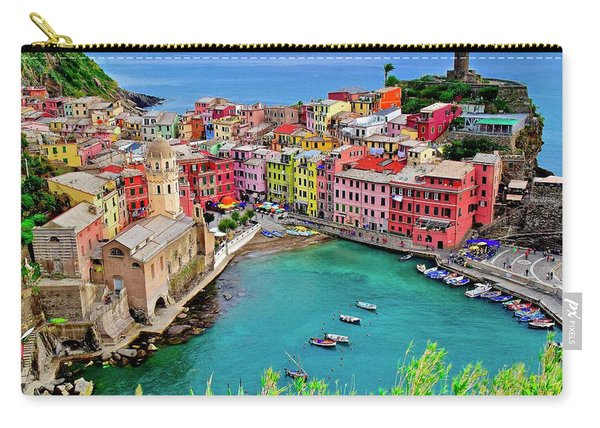 Vernazza Alight Carry-all Pouch