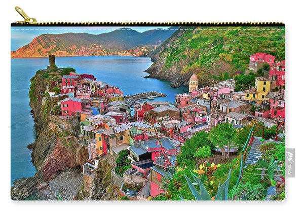 Vernazza Backside 2019 Carry-all Pouch