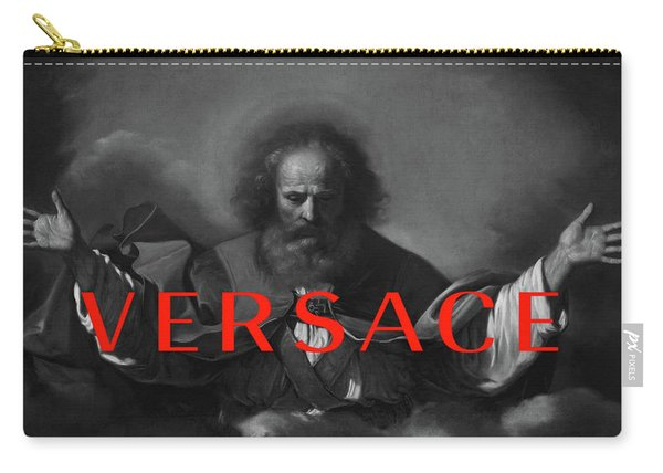 Versace-4 Carry-all Pouch