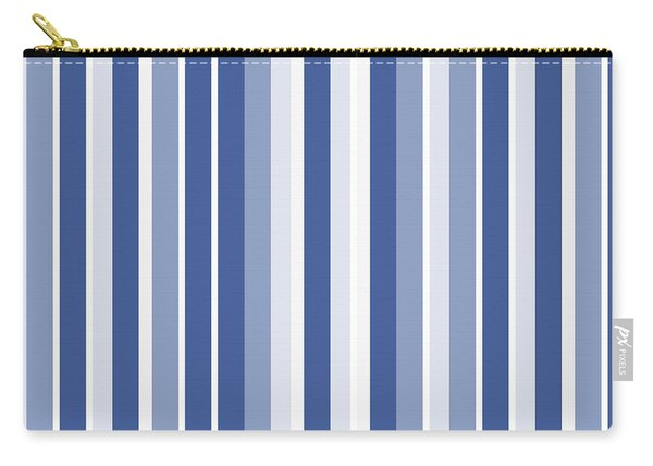 Vertical Lines Background - Dde605 Carry-all Pouch