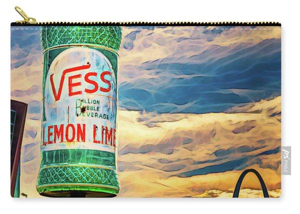 Vess Soda Bottle Carry-all Pouch
