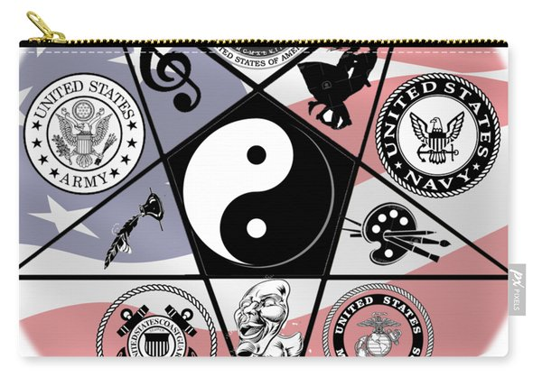 Veteran Arts Carry-all Pouch