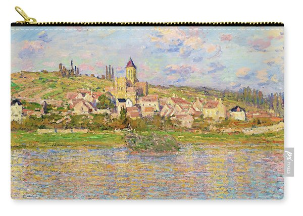 Vetheuil - Digital Remastered Edition Carry-all Pouch