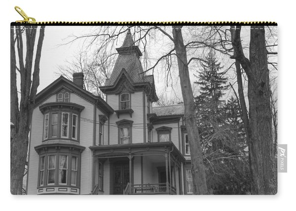 Victorian Mansion - Waterloo Village Carry-all Pouch