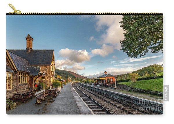 Victorian Railway Tea Room Carry-all Pouch
