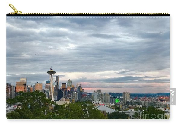 View From Queen Anne, Carry-all Pouch