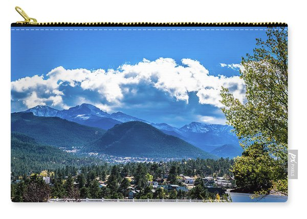 View From The Stanley Carry-all Pouch